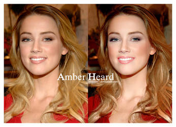 Amber Heard by Vivienne7