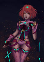 Pyra by Natymon