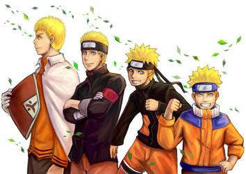 Naruto - Great Ninja Journey by stryler