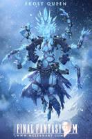 Final Fantasy M: Shiva by mc-the-lane