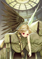 Wing by Daisuke-Kimura