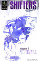 Shifters Chapter 3 Splash Page by shadowsmyst