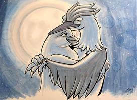 Vancoufur2017: Moonlight Embrace by shadowsmyst
