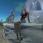 SL Custom Commission - Cabbit by shadowsmyst