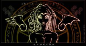 Two who are one - Mahkana by shadowsmyst