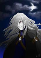 Vampire King Orlock by shadowsmyst