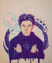 Befriend your Inner Demon  by StaryVu
