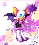 Rouge by SpyrotheFox