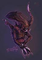 Zergomorph by SpyrotheFox