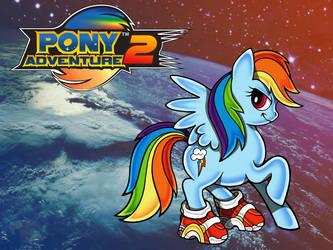 Pony Adventure 2 by SpyrotheFox