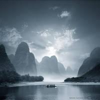 li river by foureyes