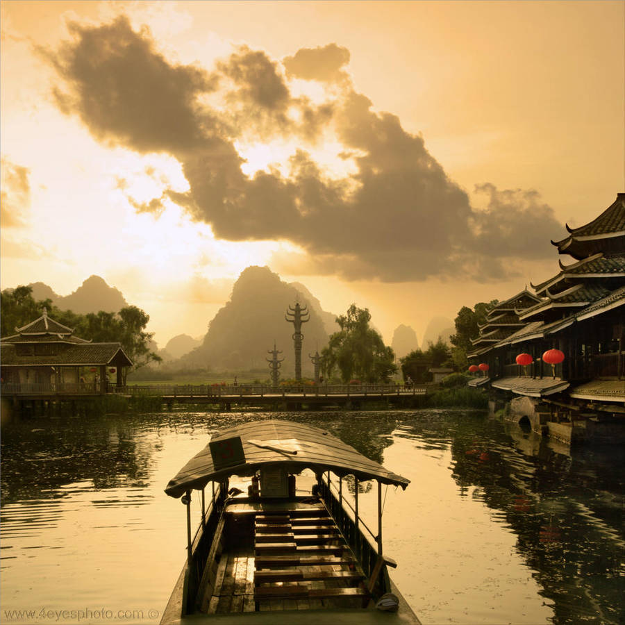 Guilin by foureyes