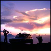 sky mirage by foureyes