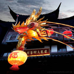 Golden Dragon by foureyes