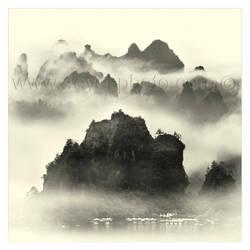 Zhangjiajie by foureyes
