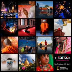 My Thailand Story - National Geographic by foureyes