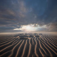 Sea of Sand by foureyes