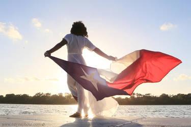 Texas Sundance by foureyes