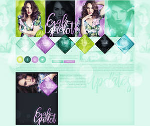layout ft. gal gadot by Andie-Mikaelson