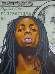 Lil Wayne by Voodoochild10588