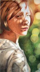 Saoirse Ronan by SandraSaar