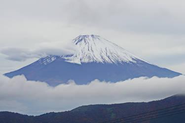 Mt Fuji by frobocop