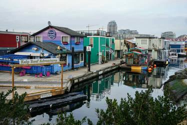 Wharf - Victoria by frobocop