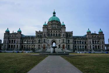 Victoria Parliament Building by frobocop