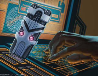 Android Netrunner: Autoscripter by LucasDurham
