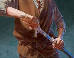 Needle by LucasDurham
