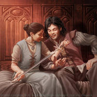Arya's Gift by LucasDurham