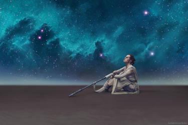 The Belonging You Seek is Ahead by LucasDurham