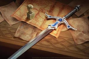 Legacy Blade by LucasDurham