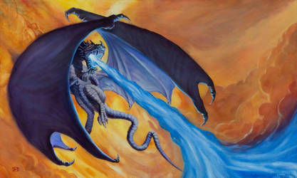 Black Dragon by LucasDurham