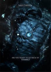 Titanic 3D Efkan Zehir 2012 2 Poster by 3fkan