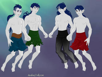 TCM OCs Pellie Brothers by ALioness-w-NoRegrets