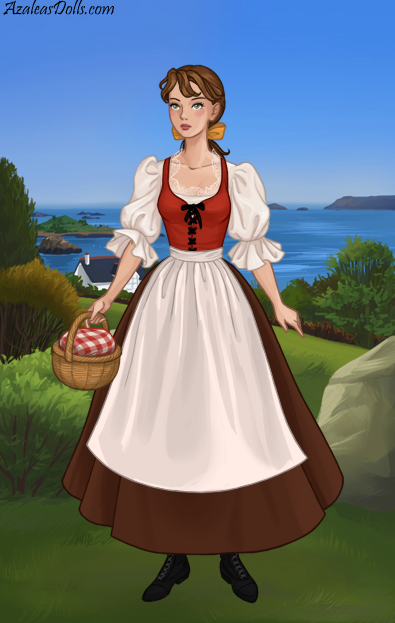 TCM OC Barmaid: Lucia Catius by ALioness-w-NoRegrets