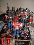 My Three Optimus Primes by Safaria2016