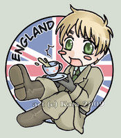 APH: UK keychain by Kata-elf