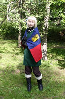 APH: Liechtenstein cosplay 2 by Kata-elf