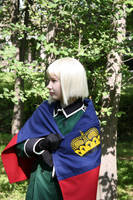 APH: Liechtenstein cosplay 3 by Kata-elf