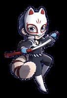 Yusuke (collab with Kolaholismi) by Kata-elf