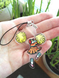 BNHA Toru charm by Kata-elf