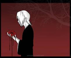 Bleach: You lone flower by Kata-elf