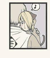 KittyIzuru love by Kata-elf