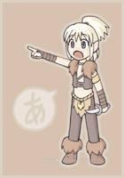 AzuQuest by Kata-elf