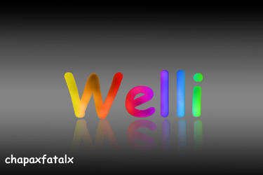 wall for welli by chapaxfatalx