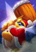 KING DEDEDE - RIGHT BACK AT YA! by ShawnnL