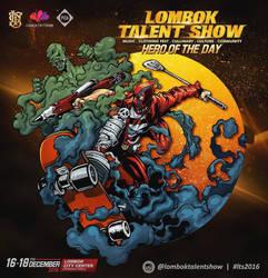 LOMBOK TALENT SHOW 2016 by dorarpol