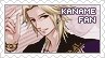 Request: Brothers Conflict - Kaname Stamp by BeforeIDecay1996